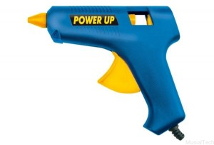 POWERUP PISTOLET DO KLEJU NA GORĄCO 11mm  80W   73057