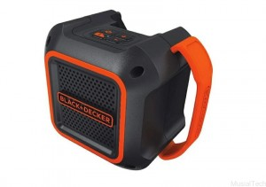 BLACK+DECKER GŁOŚNIK BLUETOOTH 18V BDCSP18N